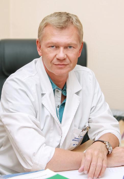 Улитин Алексей Юрьевич, кафедра нейрохирургии
