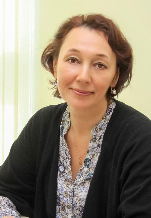 Роговая Ольга Геннадьевна, кафедра гуманитарных наук