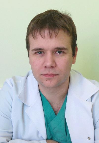 Рябоконь Никита Романович, кафедра акушерства и гинекологии