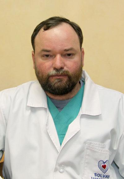 Баканов Артем Юрьевич, кафедра анестезиологии и реаниматологии