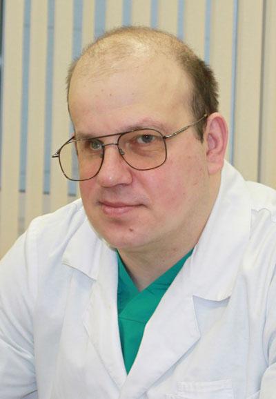Баутин Андрей Евгеньевич, кафедра анестезиологии и реаниматологии