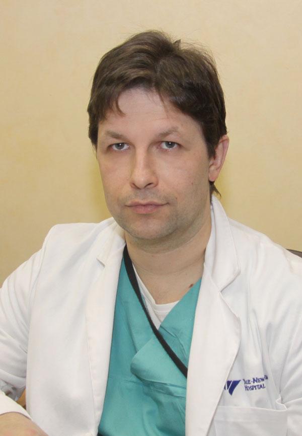 Хоменко Евгений Александрович, кафедра анестезиологии и реаниматологии