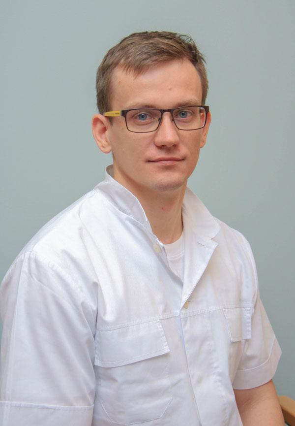 Маричев Александр Олегович, кафедра анестезиологии и реаниматологии