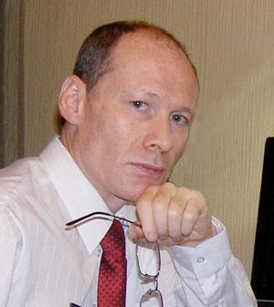 Мазурок Вадим Альбертович, кафедра анестезиологии и реаниматологии