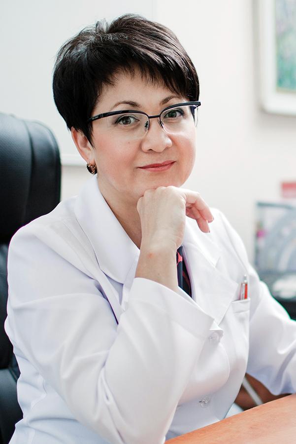 Алексеева Татьяна Михайловна, кафедра неврологии и психиатрии
