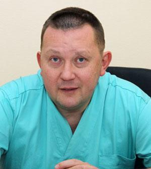 Гордеев Михаил Леонидович, кафедра сердечно-сосудистой хирургии