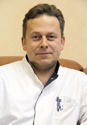 Лебедев Дмитрий Сергеевич, кафедра хирургических болезней