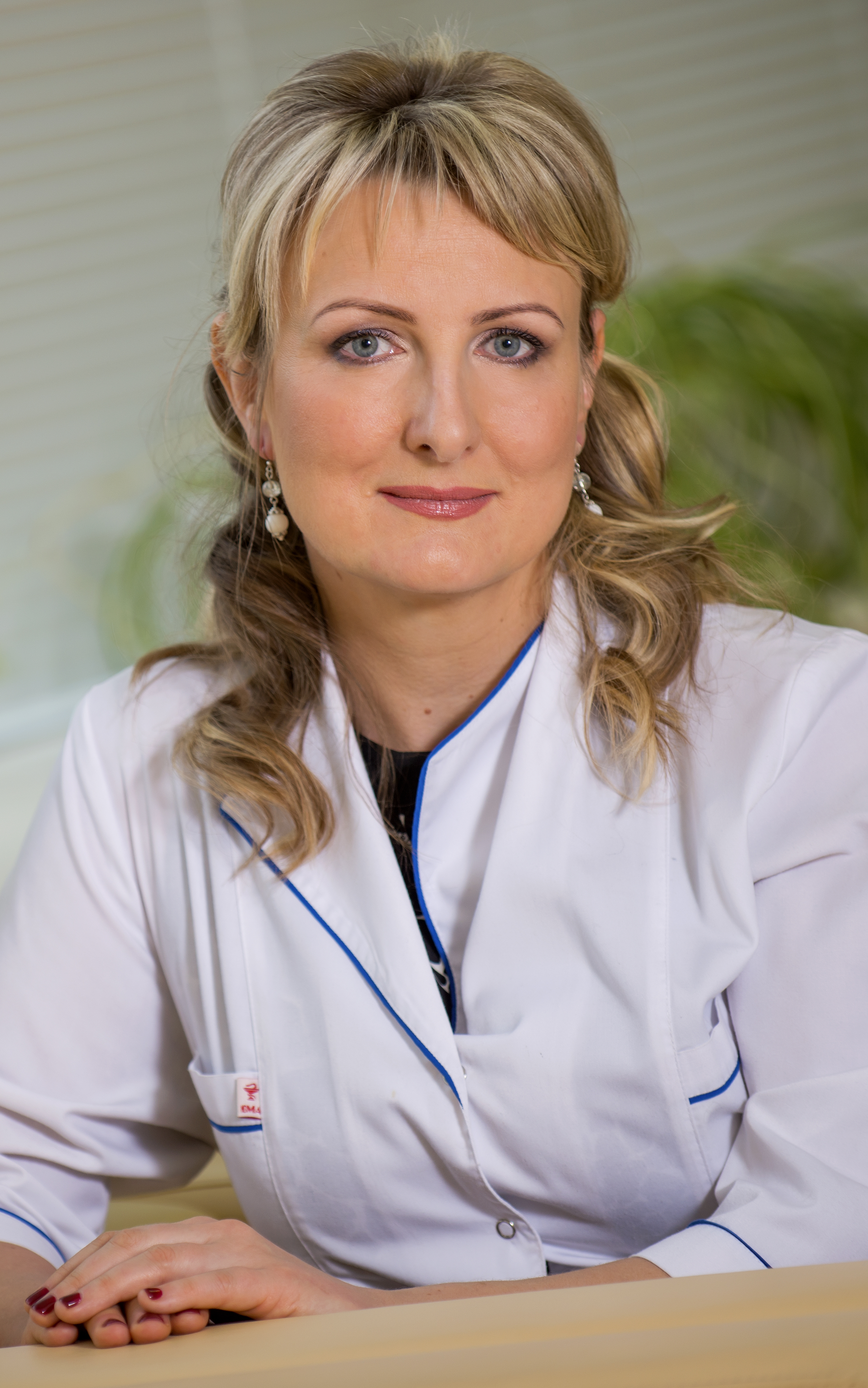 Леонова Ирина Александровна, кафедра детских болезней