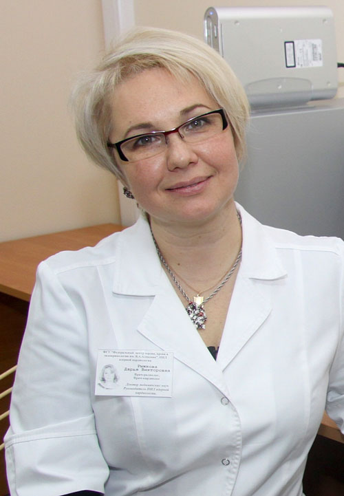 Кафедра лучевой диагностики и медицинской визуализации