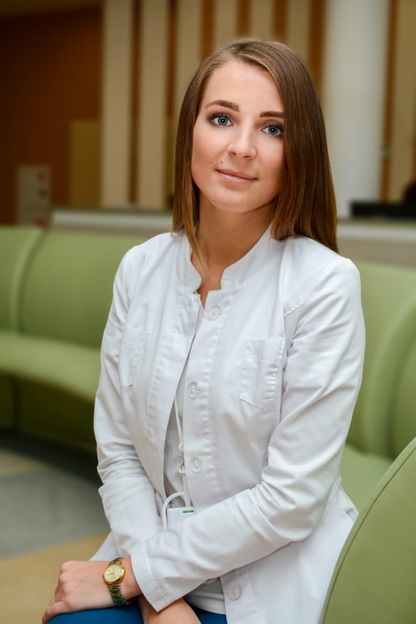 Юхлина Юлия Николаевна, кафедра детских болезней