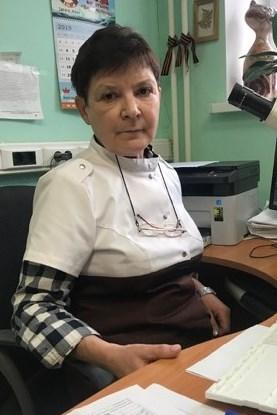 Антонова Ирина Владимировна, кафедра патологии