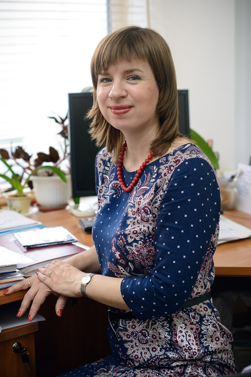 Хромова Наталья Вячеславовна, отдел подготовки научно-педагогических кадров