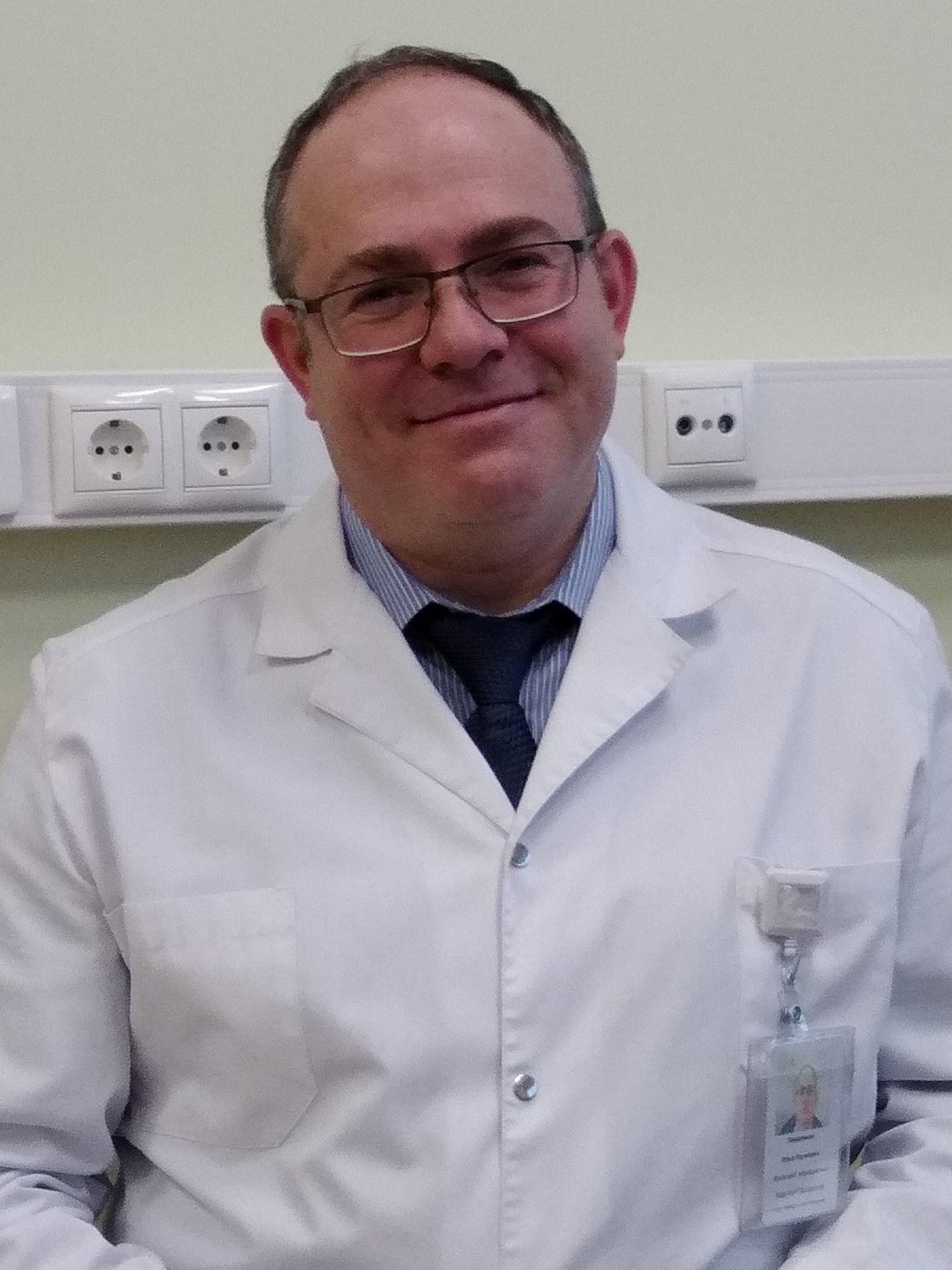 Лейдерман Илья Наумович, кафедра анестезиологии и реаниматологии