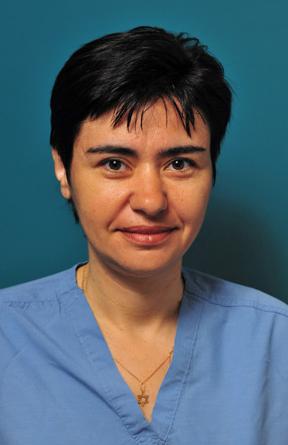 Ценципер Любовь Марковна, кафедра анестезиологии и реаниматологии